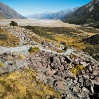 The Tasman Valley