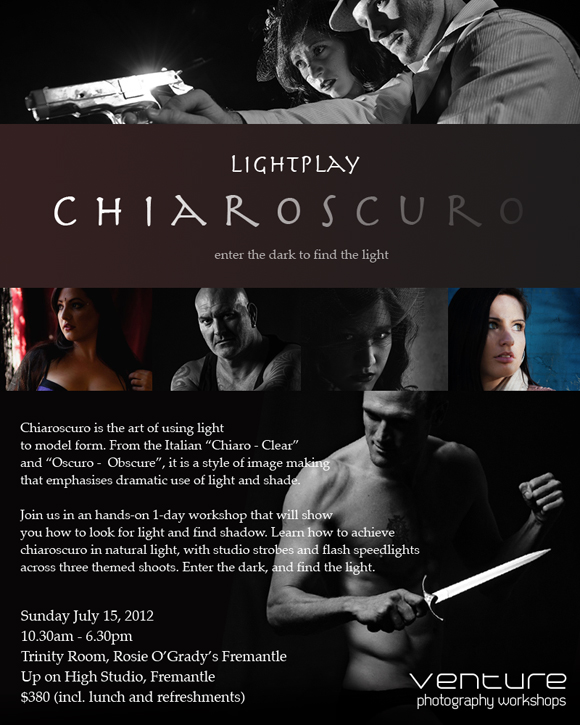 LightPlay: Chiaroscuro