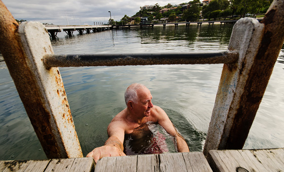 Bicton Baths