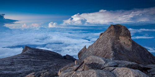Summit of Mount Kinabalu (c) Jeff Brown