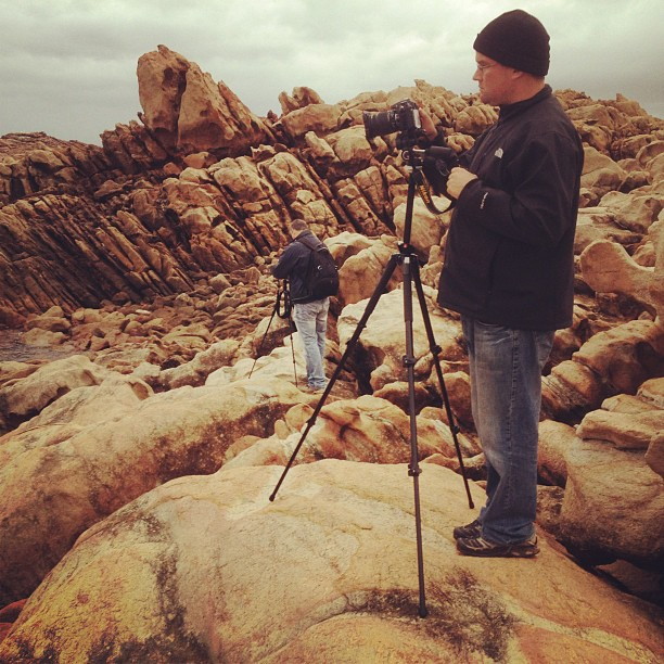 Shooting Canal Rocks