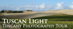Tuscan Light - Photography Tour of Tuscany