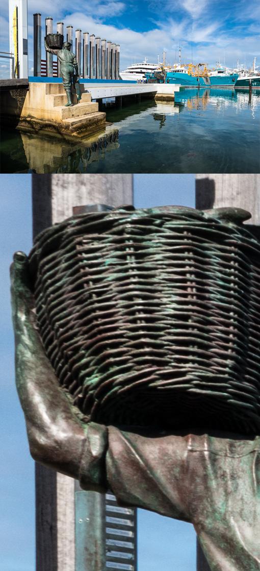 Fisherman's monument shot at f11
