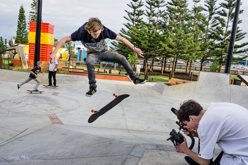 Fremantle Esplanade Youth Park