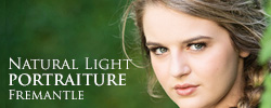Natural Light Portraiture Workshop