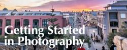 Fremantle Getting Started in Photography workshop