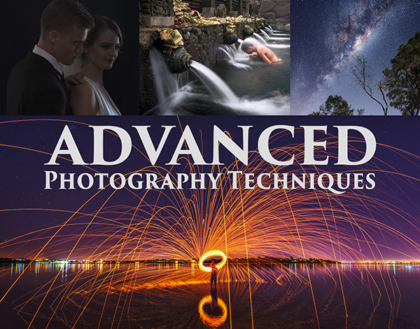 Advanced Photography Techniques Workshop poster
