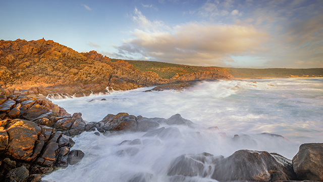 South West Landscape - Wyadup Rocks