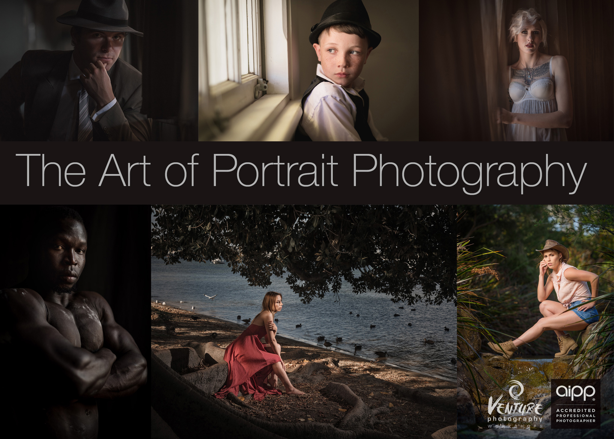 The Art of Portrait Photography Workshop