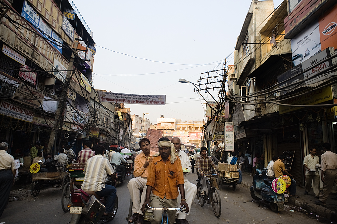 Chadni Chowk, Old Delhi