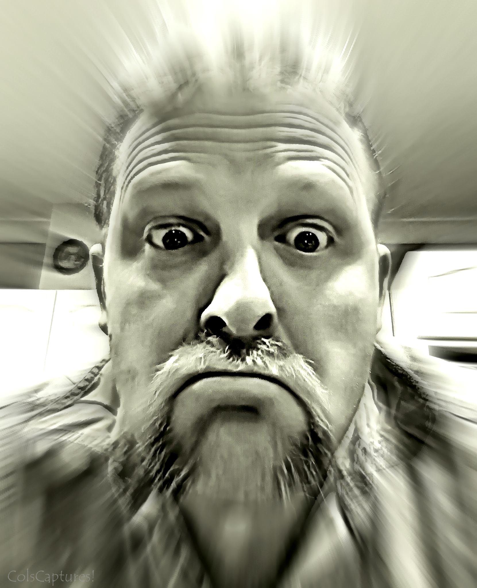 Colin Selfie