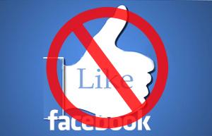 Ban Facebook Likes