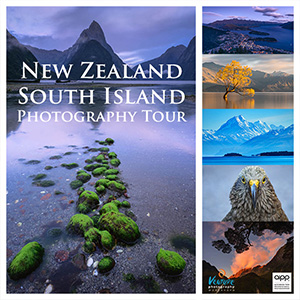 New Zealand Photography Tour 2018