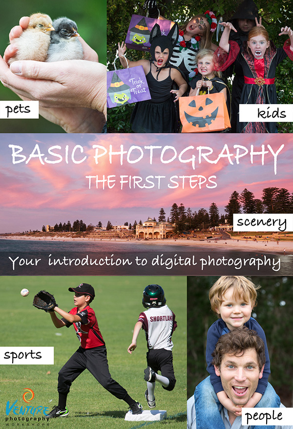 Basic Photography: The First Steps poster