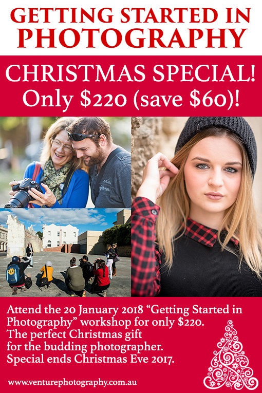 Getting Started in Photography Christmas 2017 Special