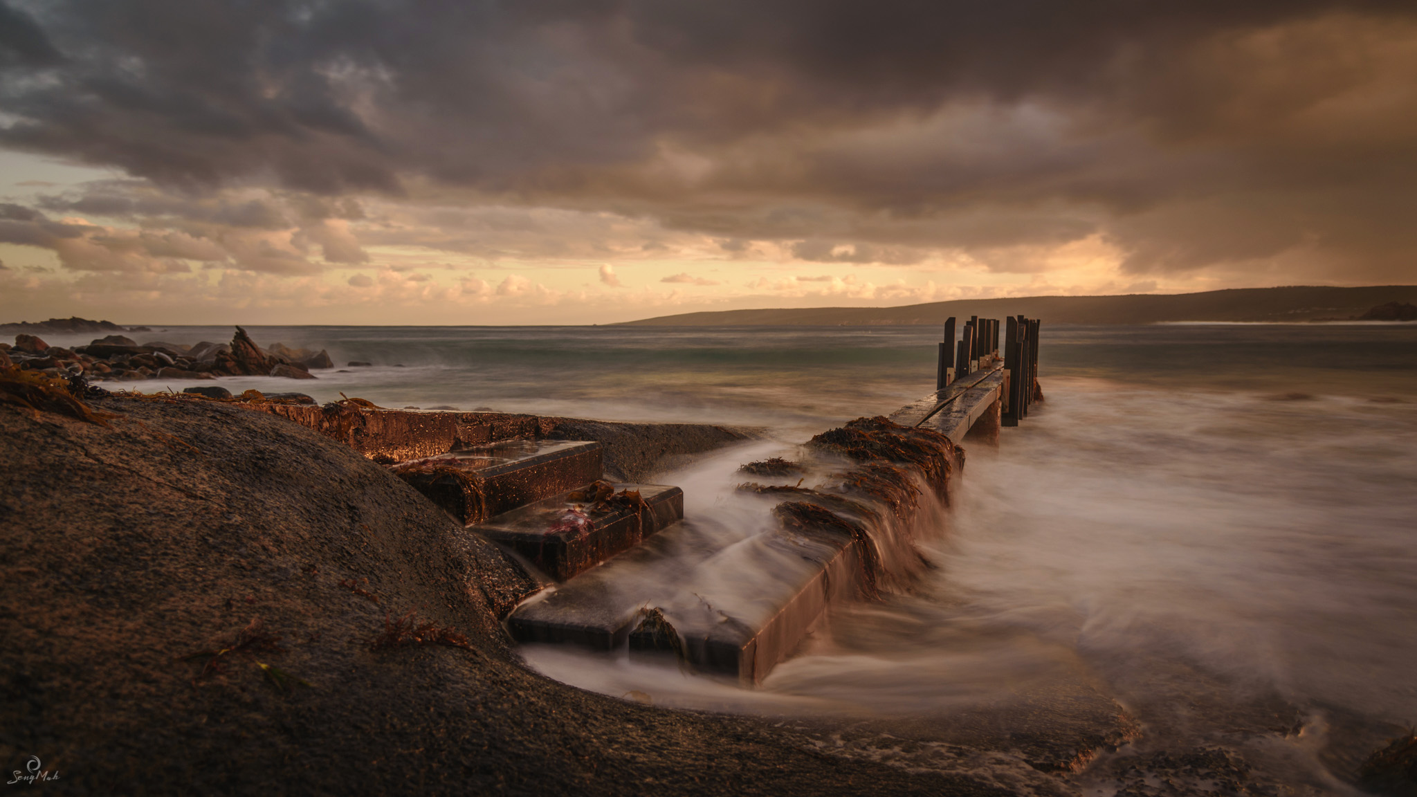 Cape Naturaliste Seascape