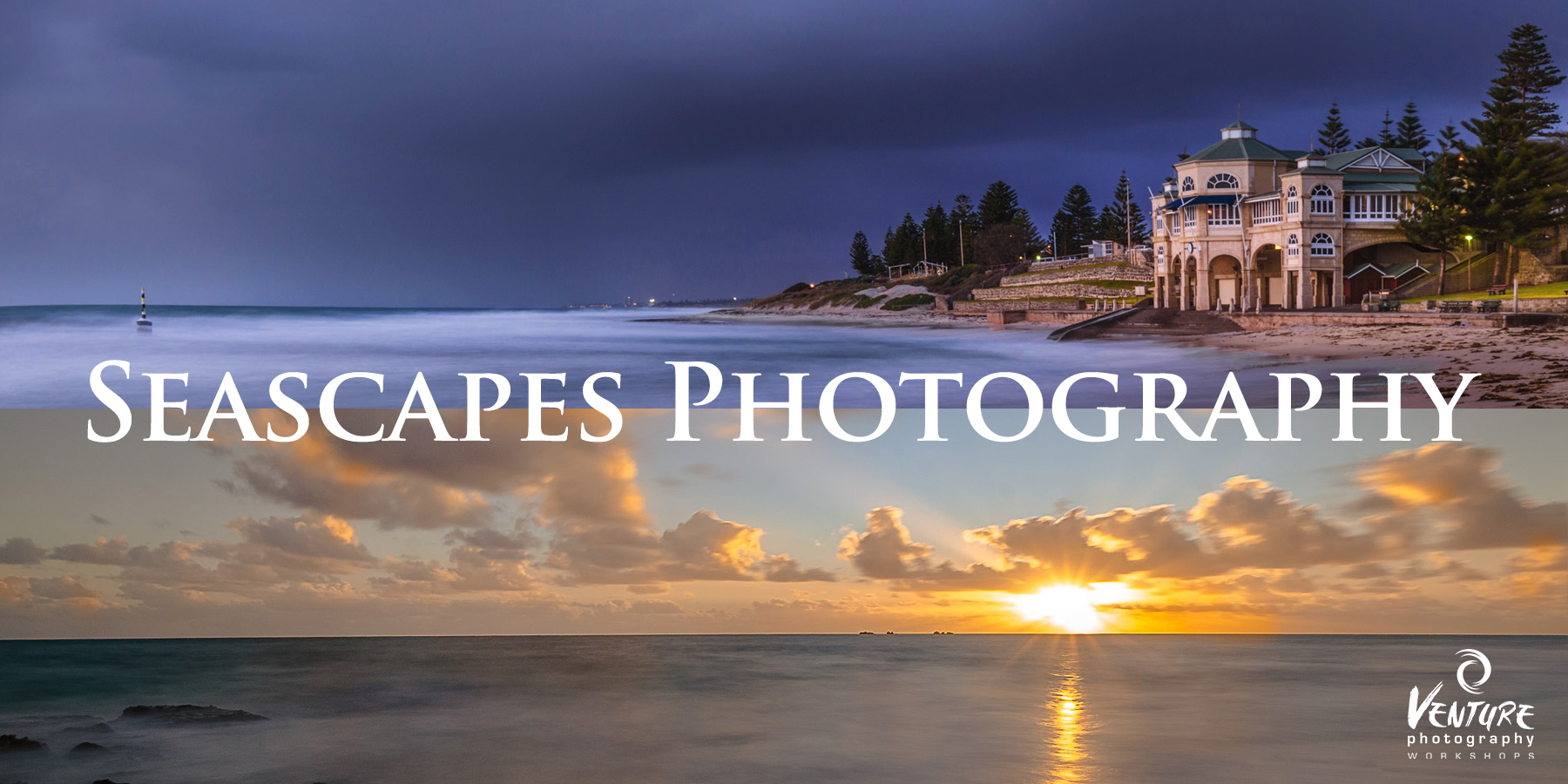 Seascapes Photography Workshop