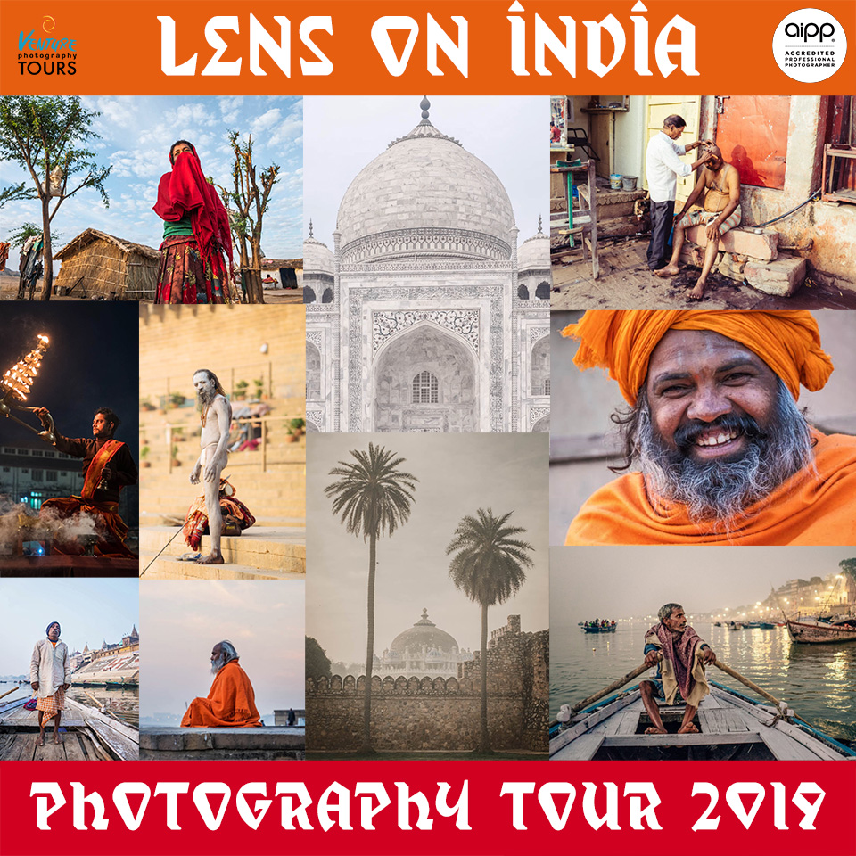 Lens on India Photography Tour 2019