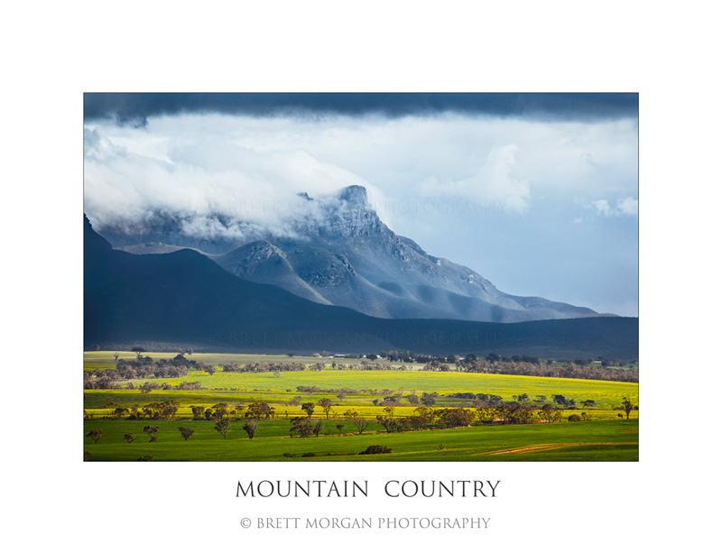 Mountain Country by Brett Morgan