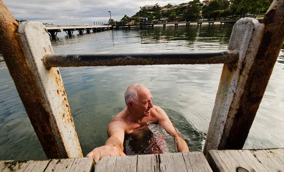 Bicton Baths
