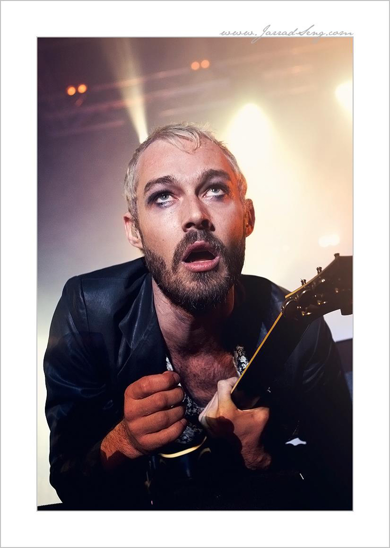 Daniel Johns - by Jarrad Seng