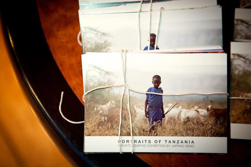 Portraits of Tanzania