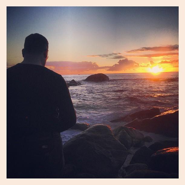 Sunrise shoot at Shelley Cove