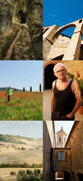 Scenes from Tuscany