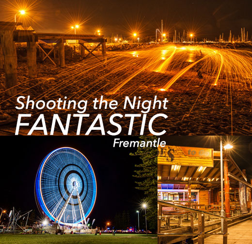 Shooting the Night Fantastic