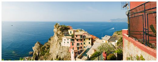 Manarola heights