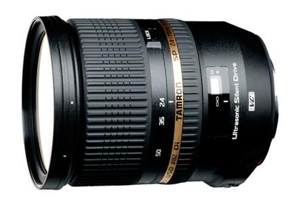 Tamron 24-70mm f2.8 VC lens