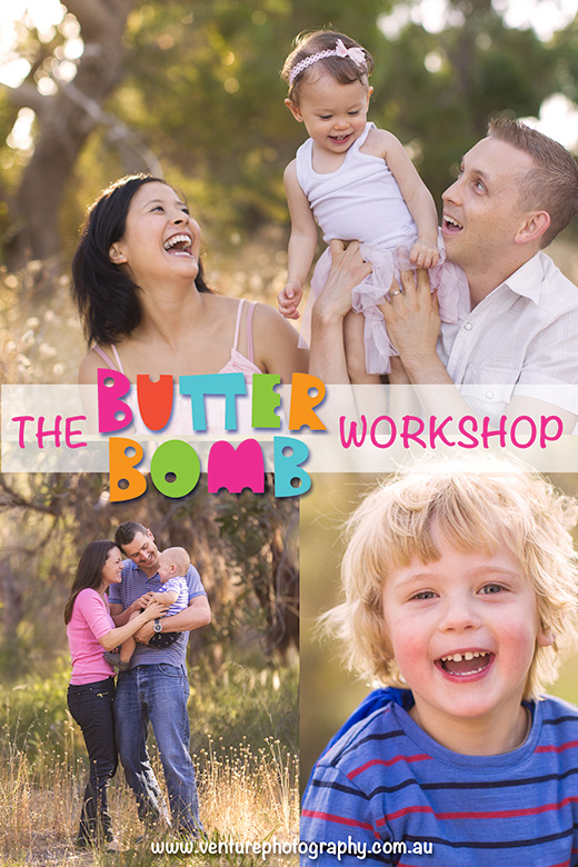 The Butterbomb Workshop