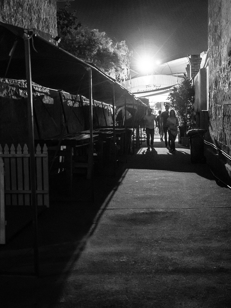 Street scene - Wing Chung