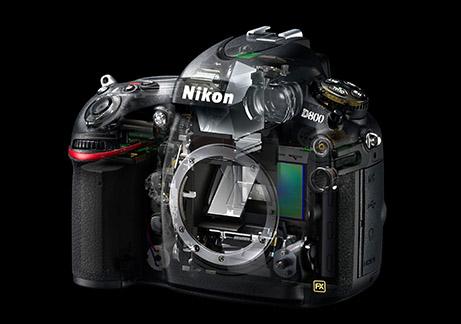 Nikon D800/E