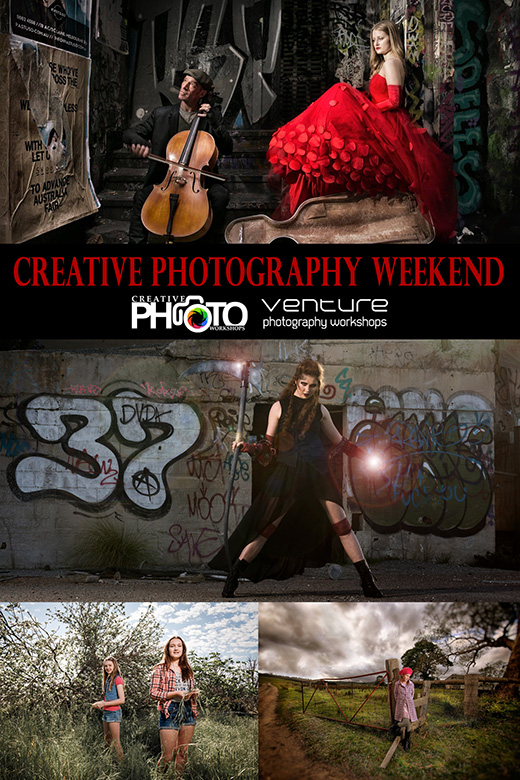 Creative Photo Weekend 2016