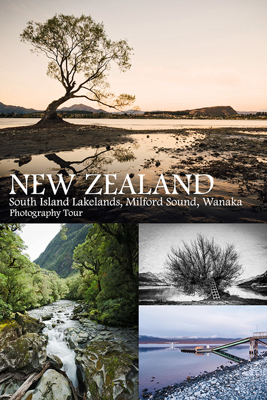 New Zealand South Island Photography Tour