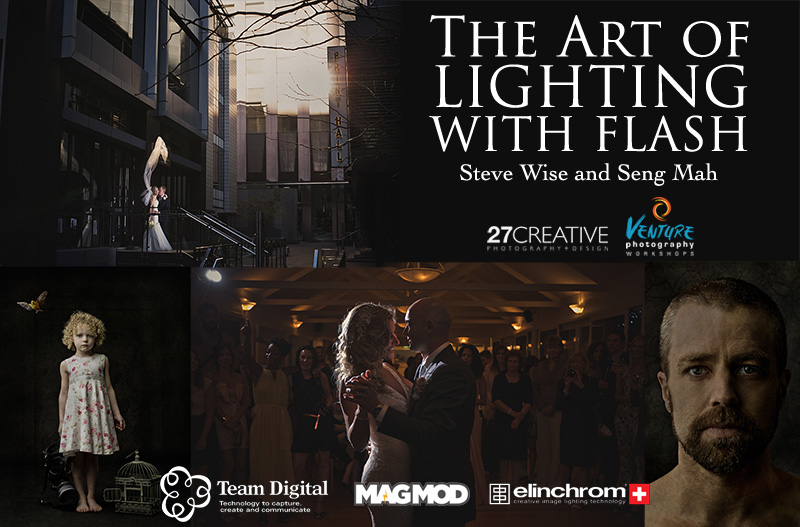 The Art of Lighting with Flash - Steve Wise and Seng Mah