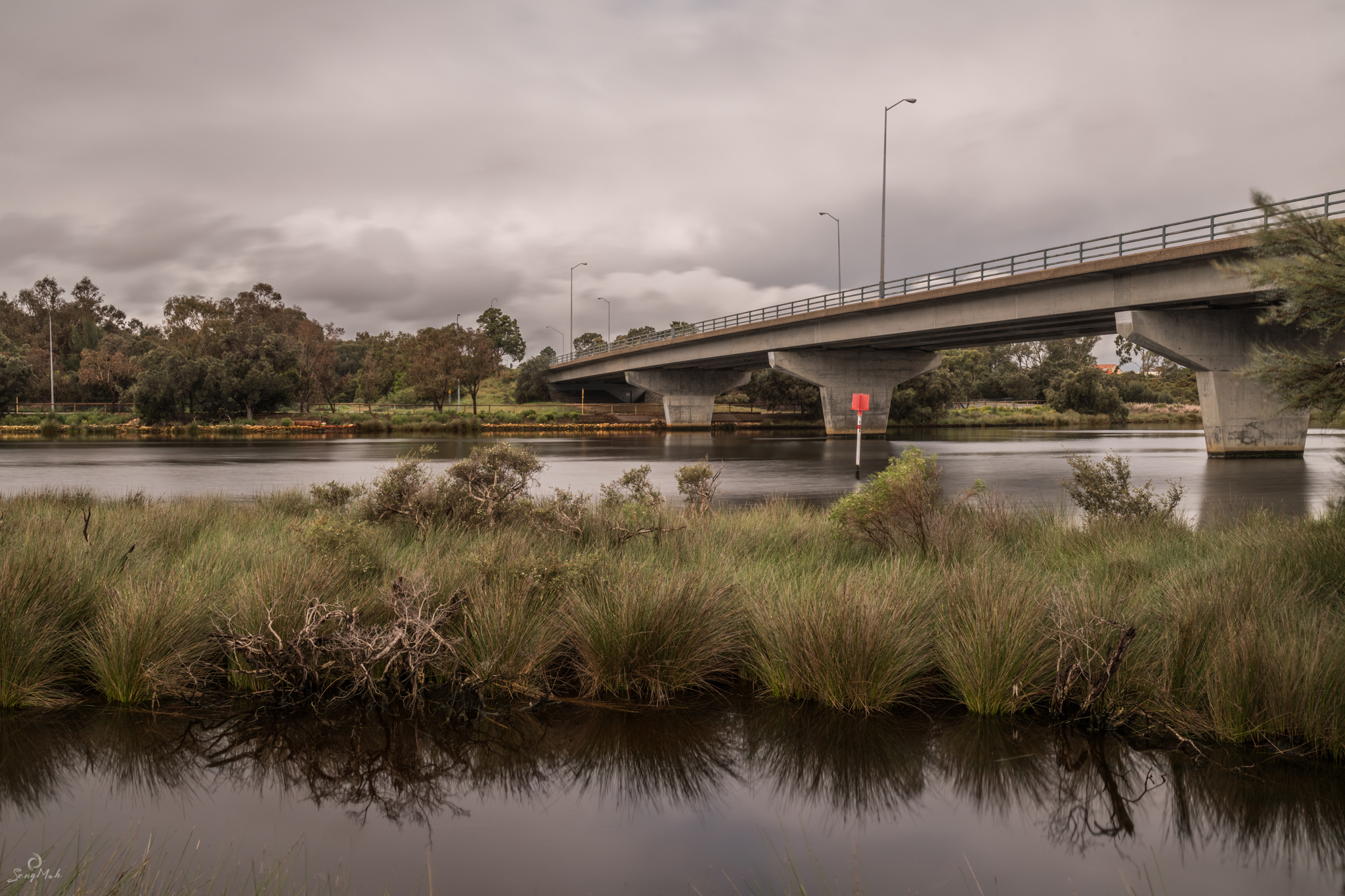 Canning River long exposure
