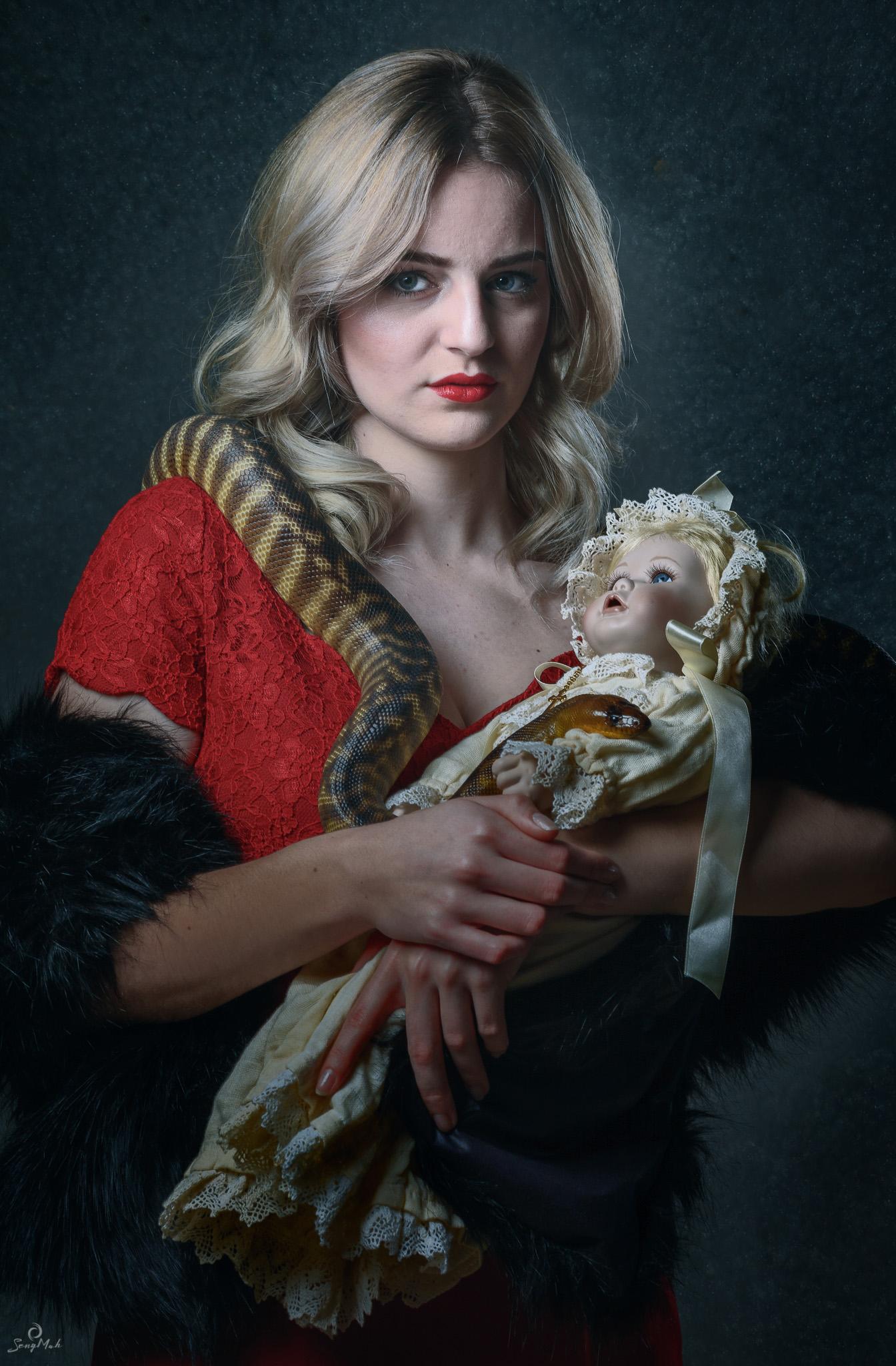 The strange mother