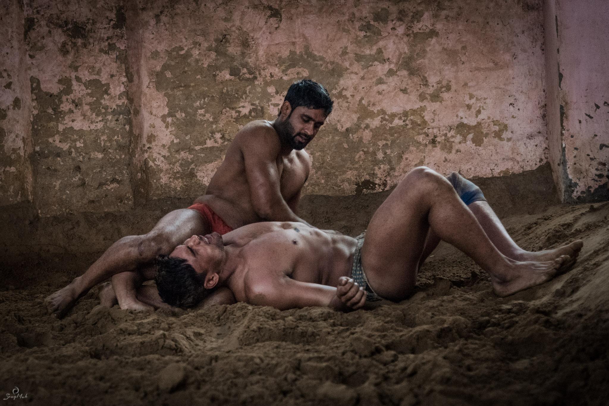 Pehalwan wrestlers