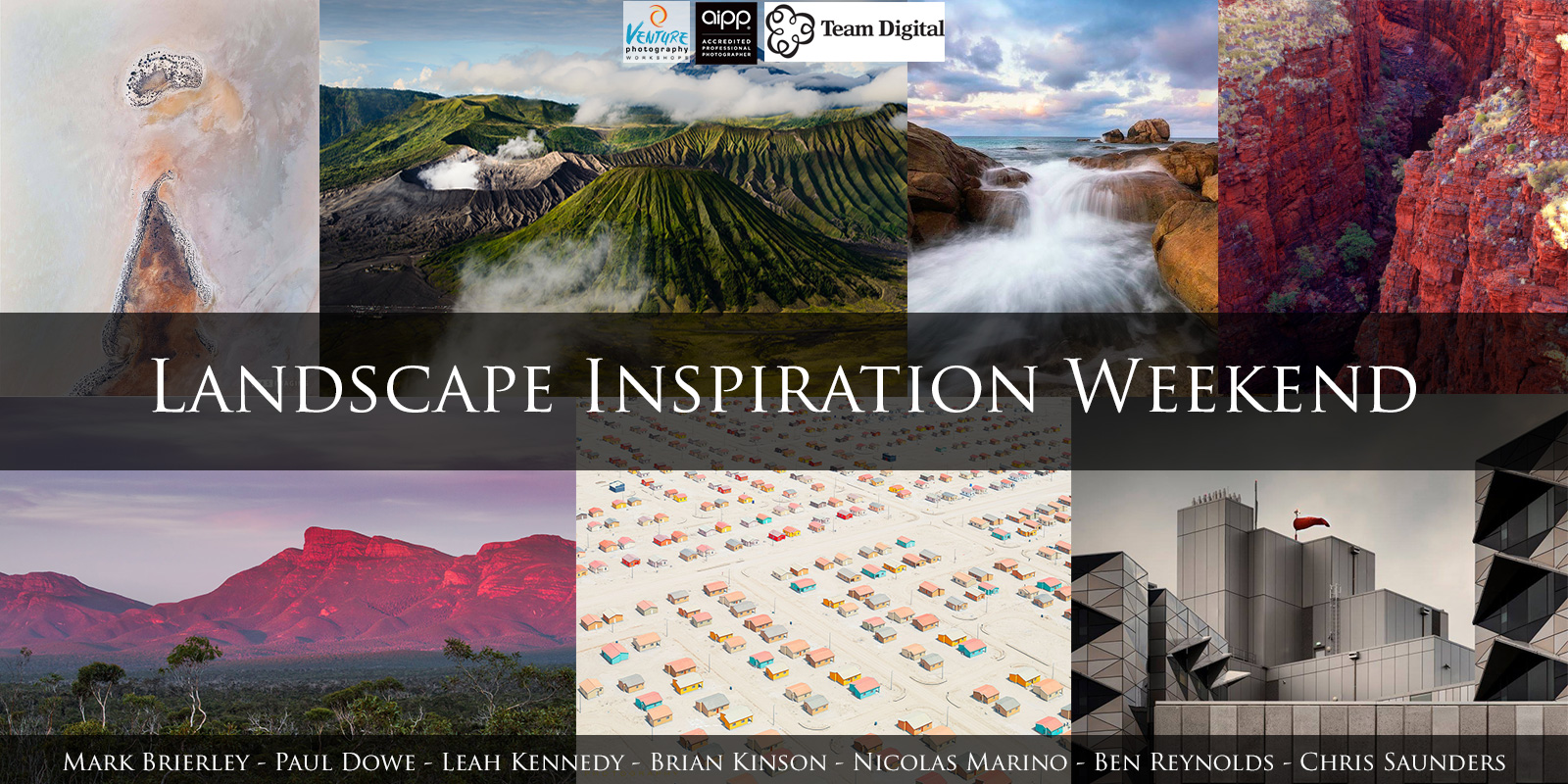 Landscape Inspiration Weekend