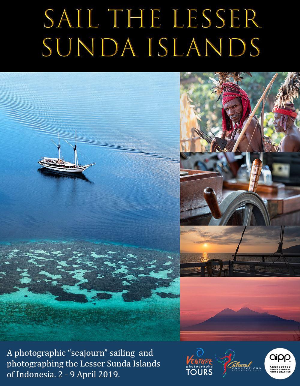 Sail the Lesser Sunda Islands Photography Tour