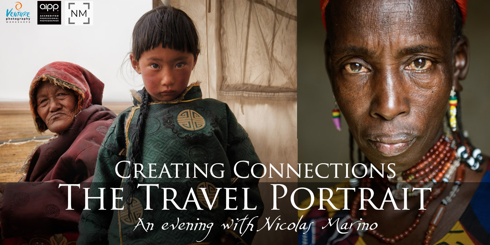 Creating Connections: The Travel Portrait