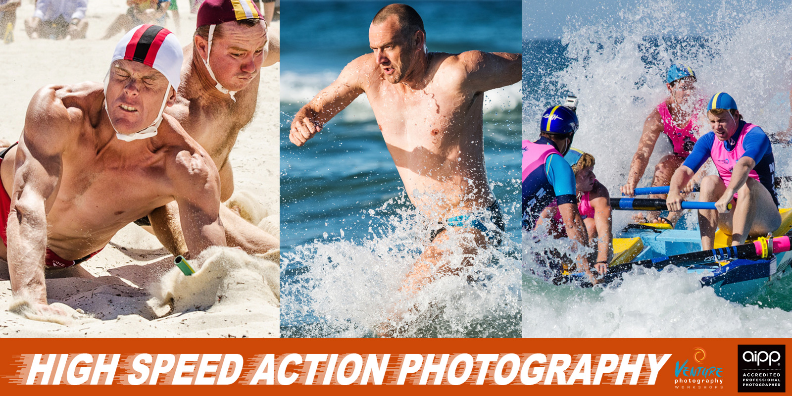 High Speed Action Photography