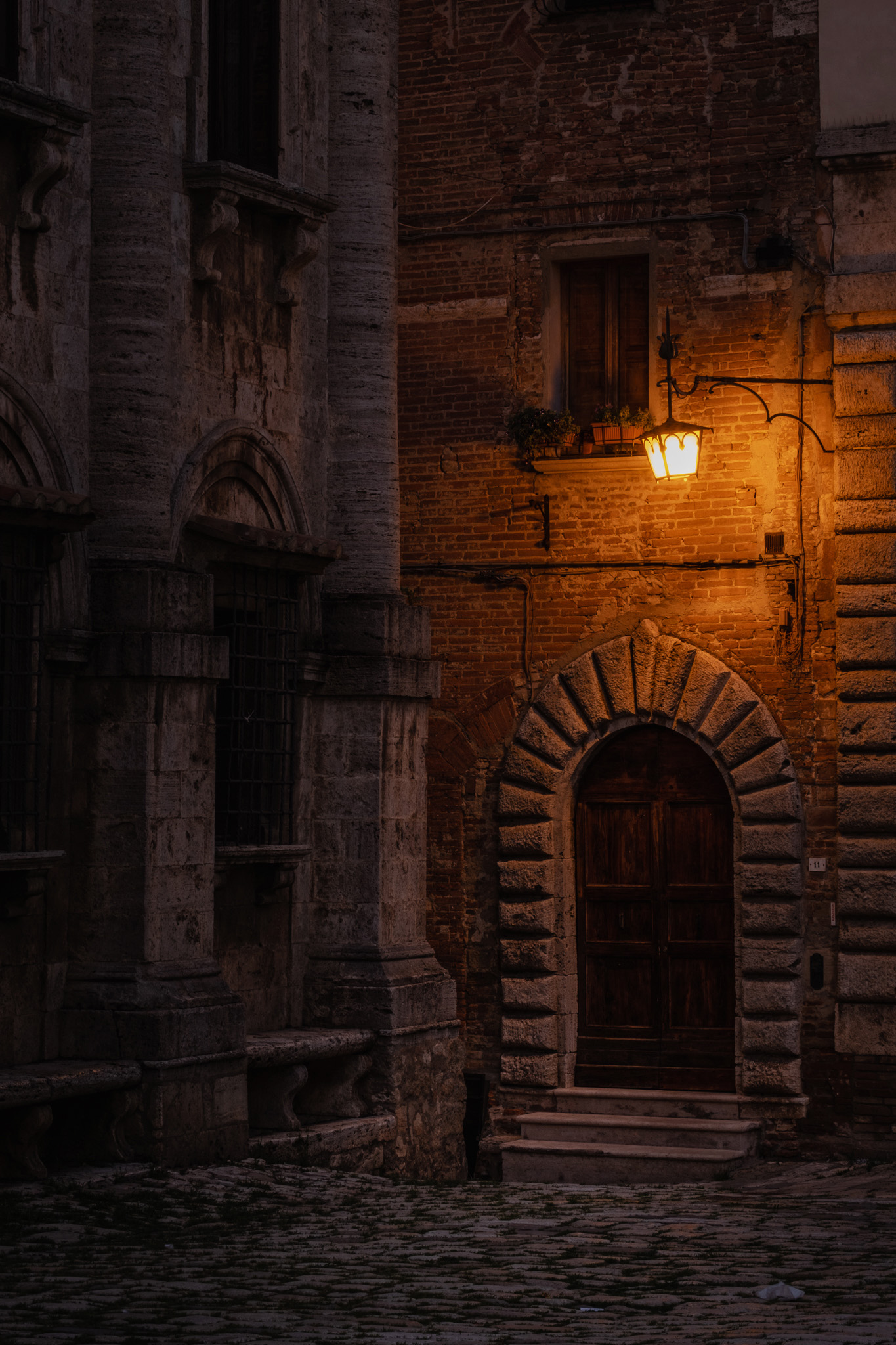 Montepulciano Night Scene