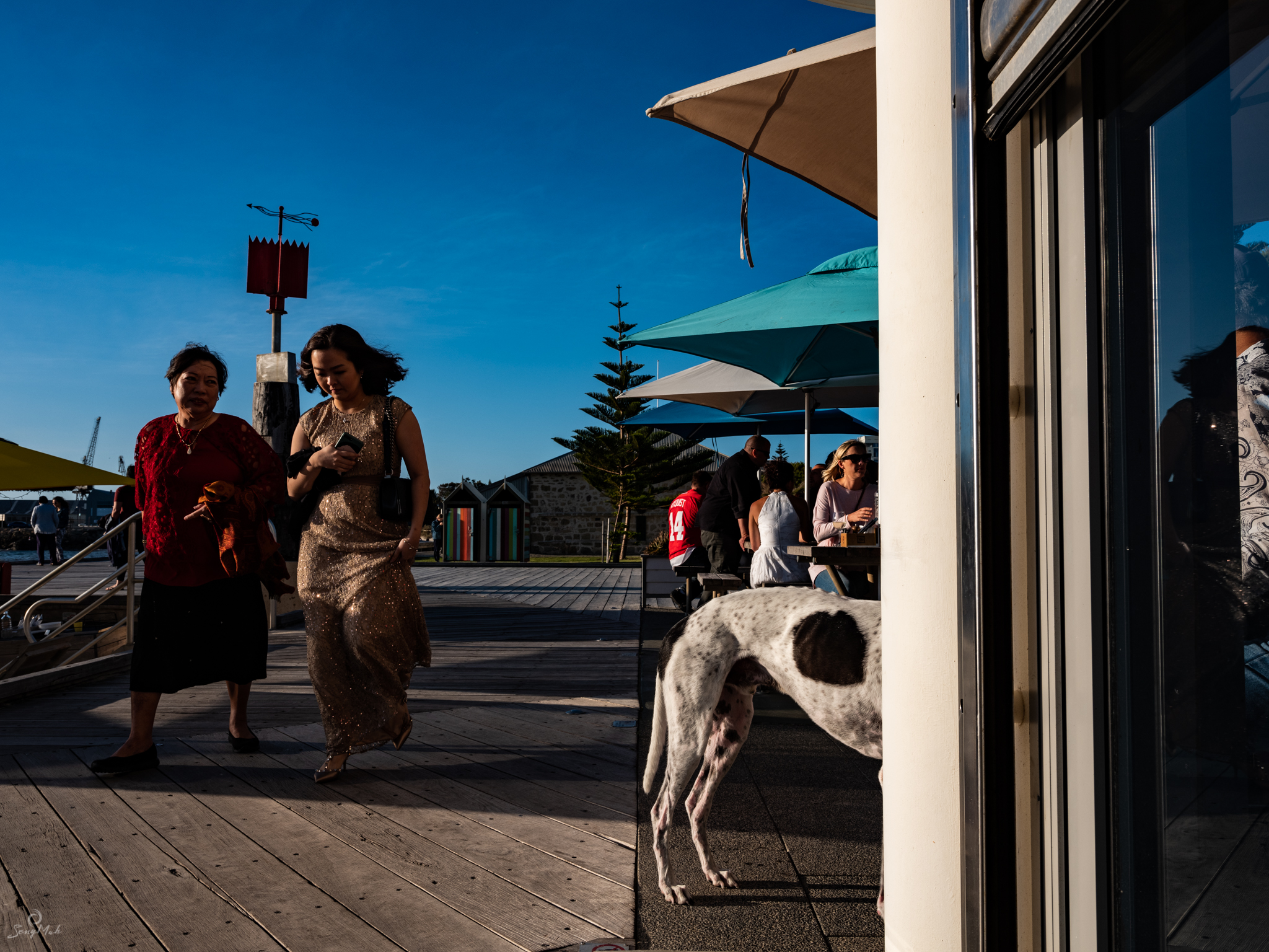 Fremantle street photography