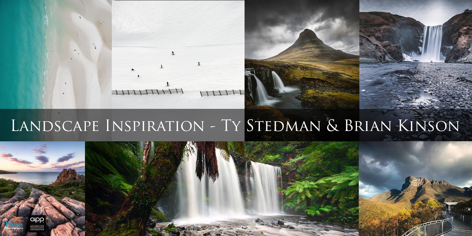 Landscape Inspiration with Ty Stedman and Brian Kinson