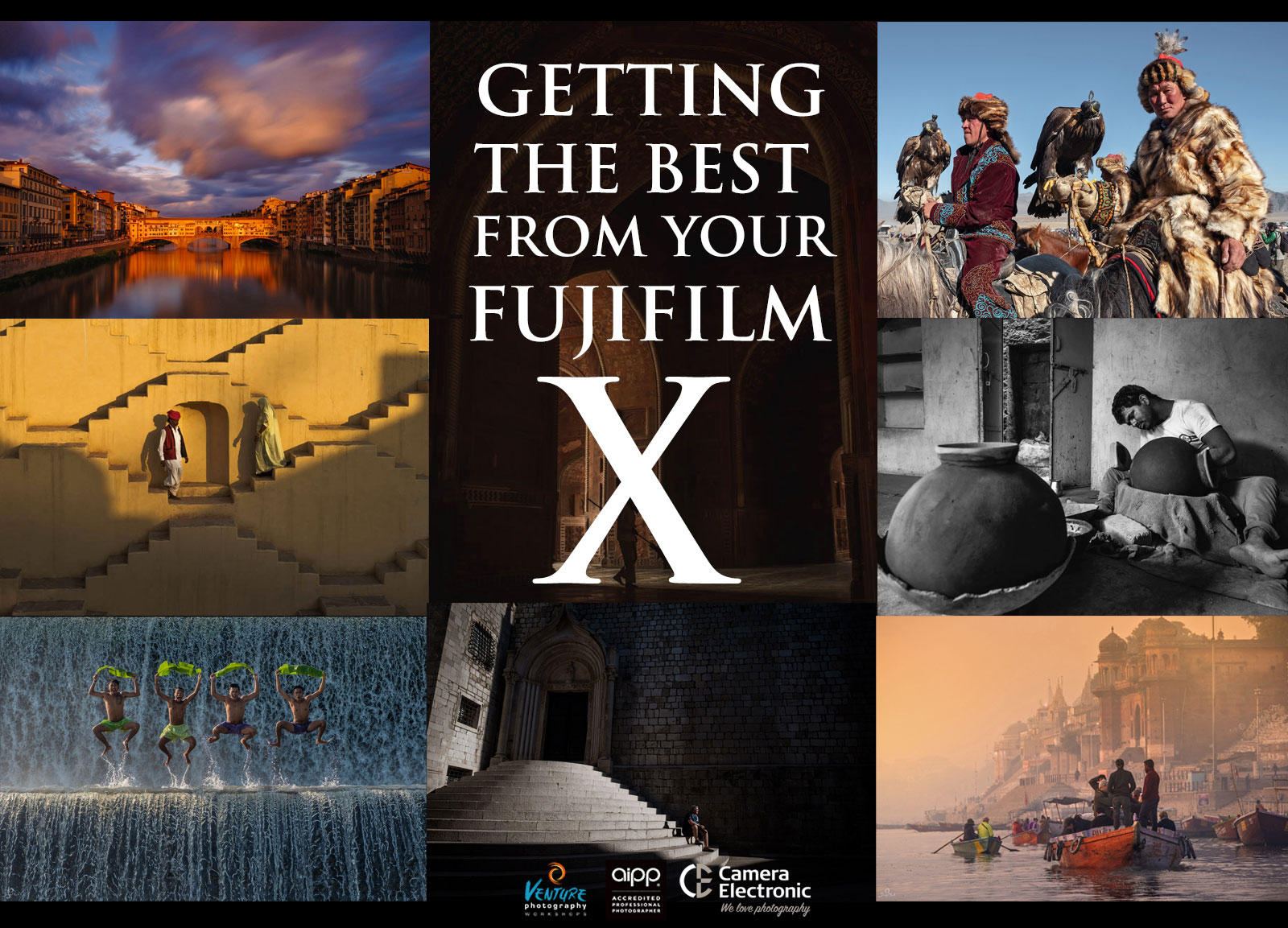 Getting the Best from your Fujifilm X Camera