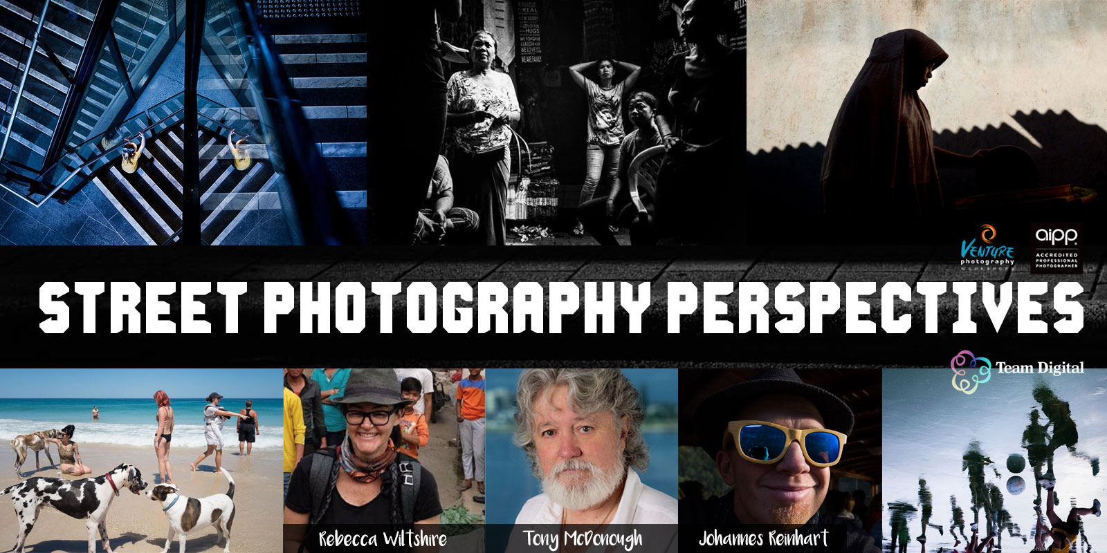 Street Photography Perspectives