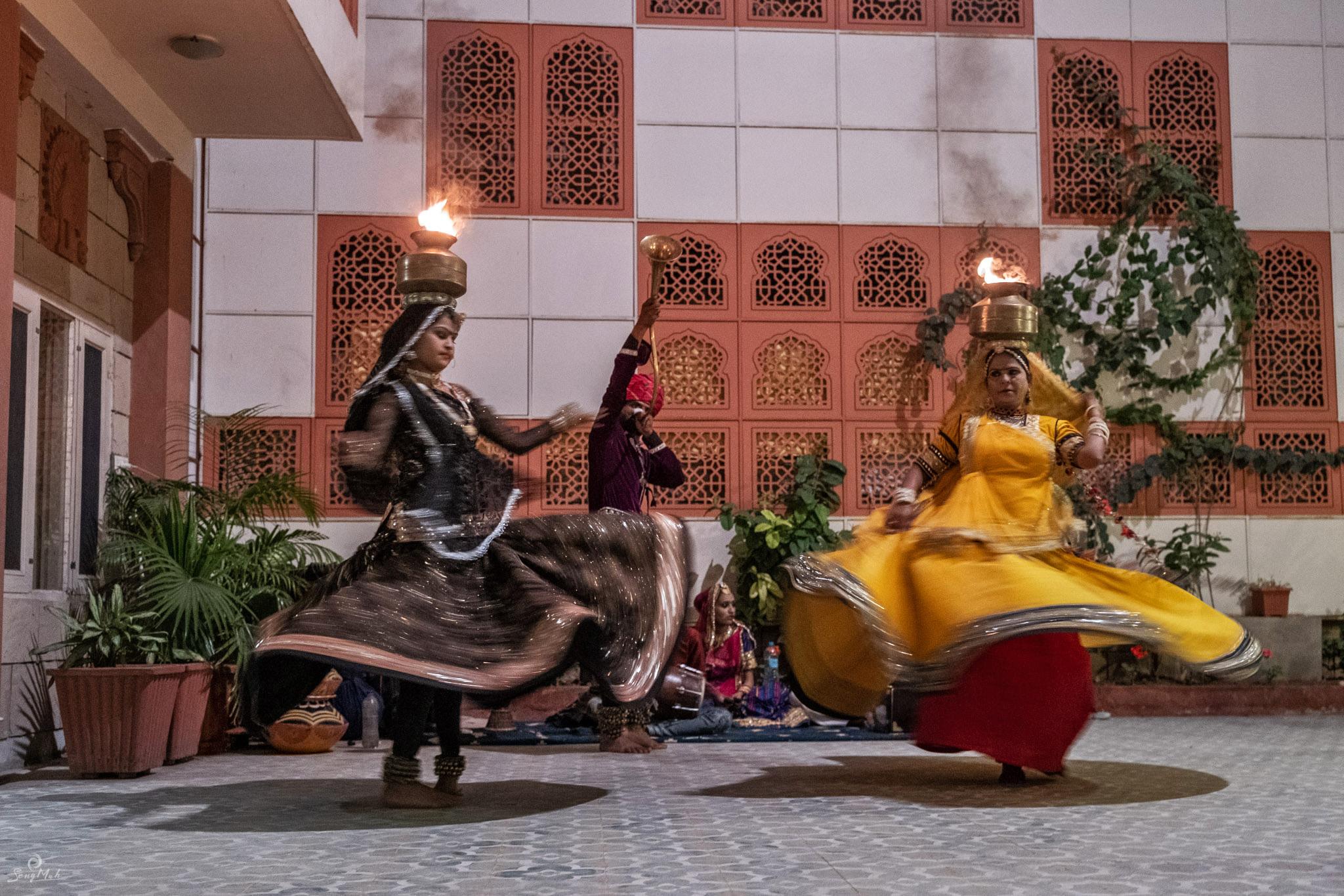 Kalbeliya Dancers